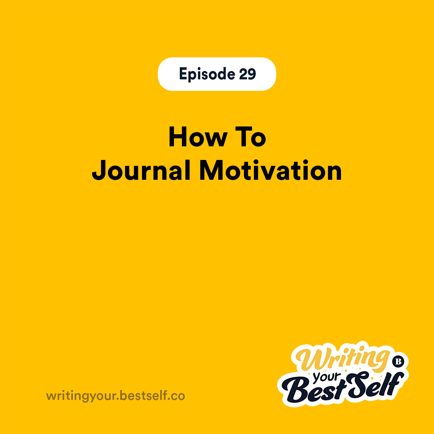 How To Journal Motivation