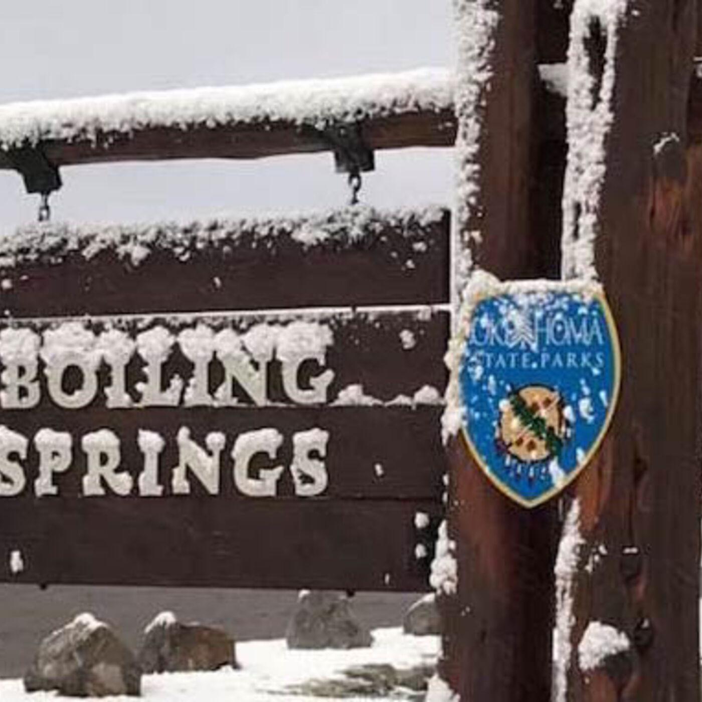 Oklahoma State Park Spotlight - Boiling Springs