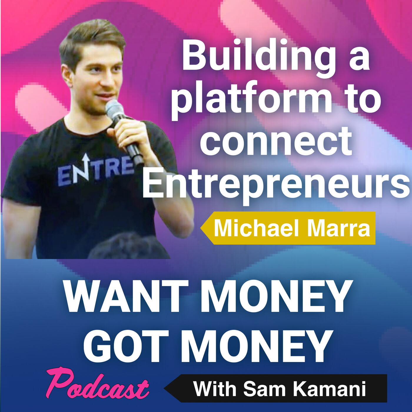 29: Lessons from building a platform to connect entrepreneurs - Michael Marra