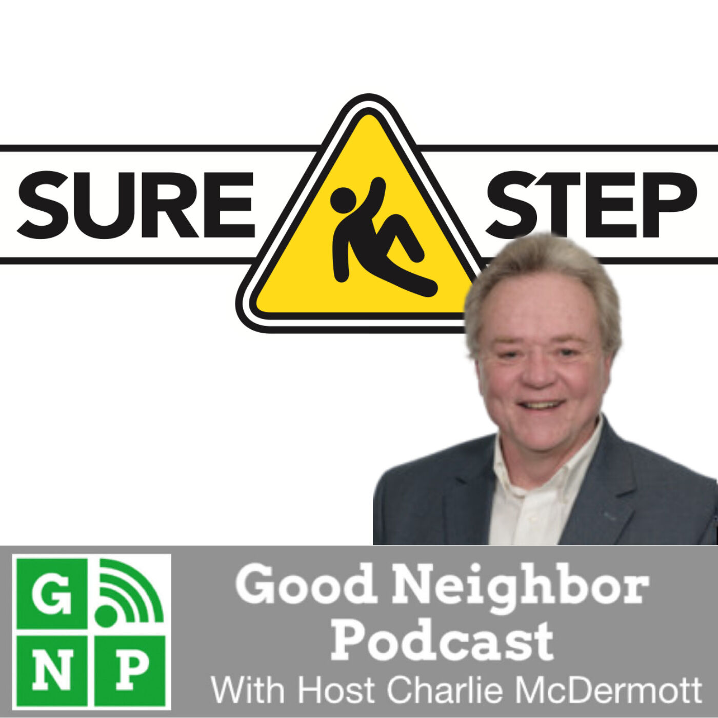 EP #454: Sure Step Non-Slip with Kevin Kelley