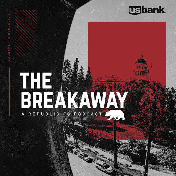 The Breakaway: A Republic FC Podcast Podcast Artwork Image