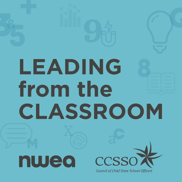 Leading from the Classroom Podcast Artwork Image