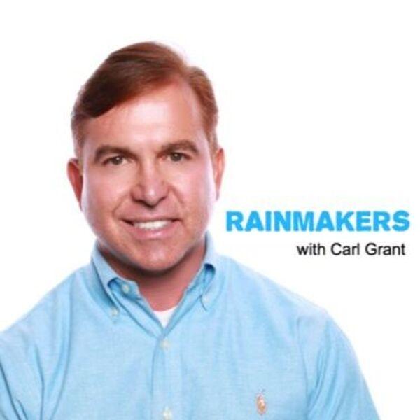 Rainmakers: featuring business development's elite Podcast Artwork Image