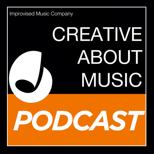 IMC's Creative About Music Podcast Podcast Artwork Image