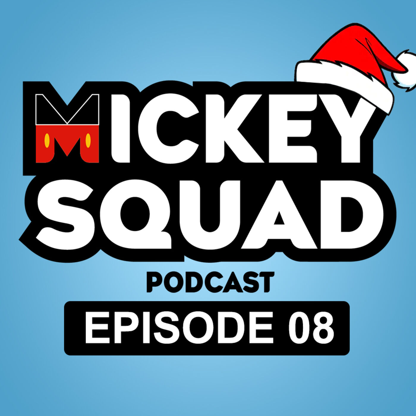 Episode 08 - Disneyland Calories Don't Count