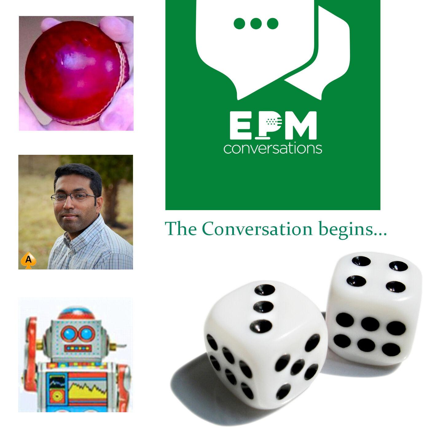 EPM Conversations — Episode No. 1, Introduction with Tim German, Celvin Kattookaran, and Cameron Lackpour