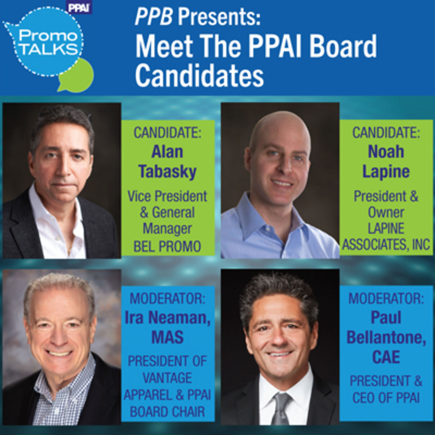 PPB Presents: Meet The PPAI Board Candidates