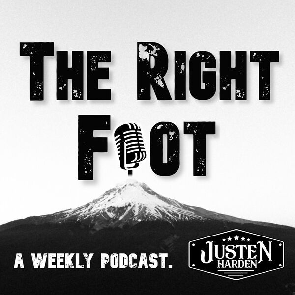 The Right Foot (Podcast) Podcast Artwork Image