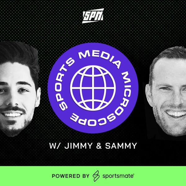 The Sports Media Microscope Podcast Artwork Image