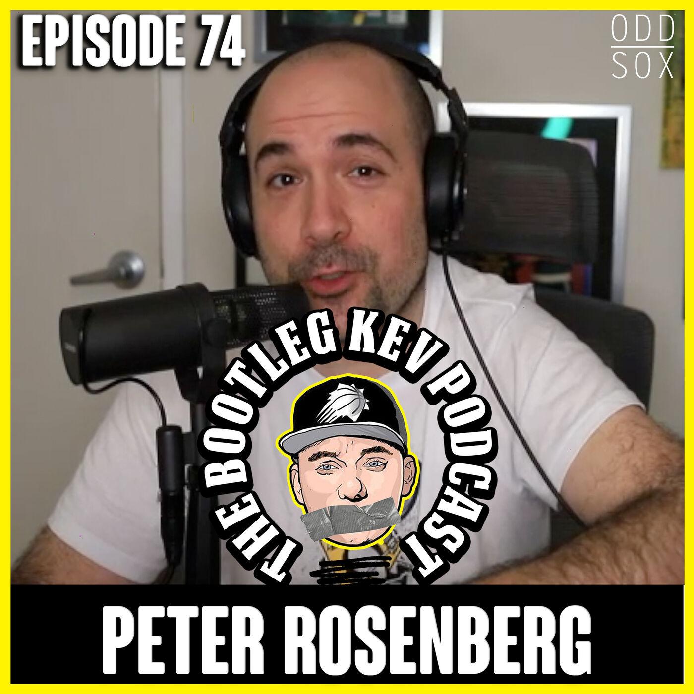 #74 - Peter Rosenberg
