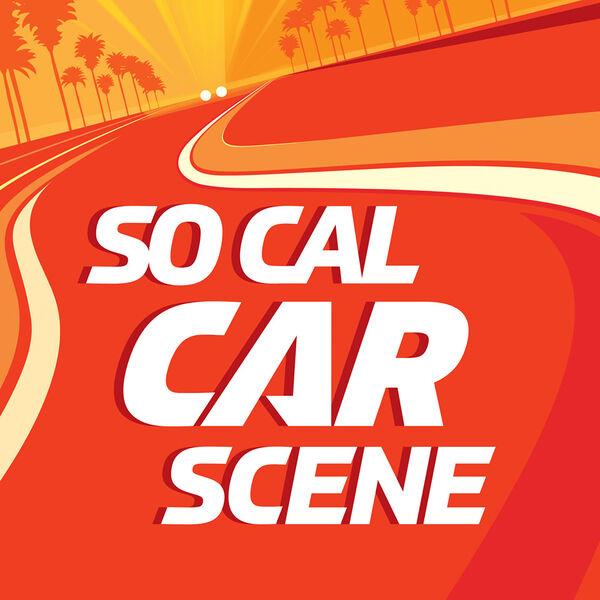 The So Cal Car Scene Podcast Artwork Image