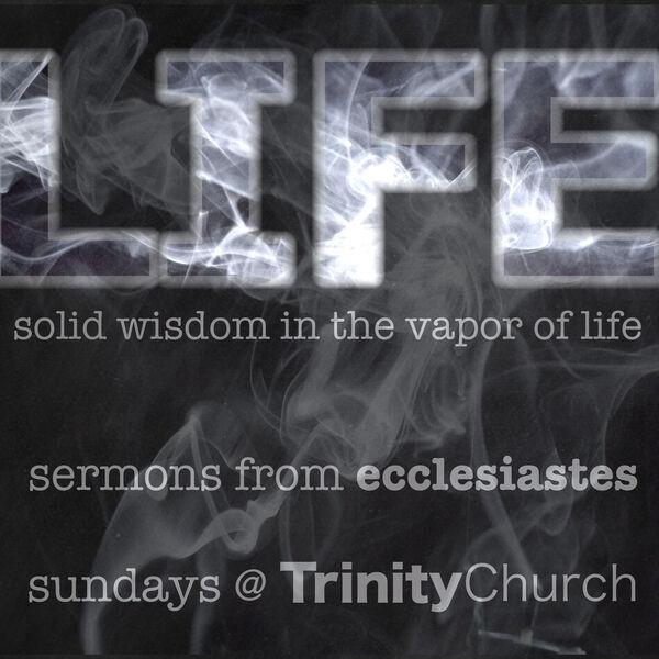 Trinity Church Orangeburg Podcast Artwork Image