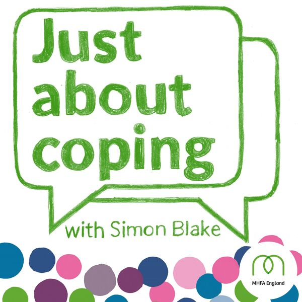 Just About Coping Podcast Artwork Image