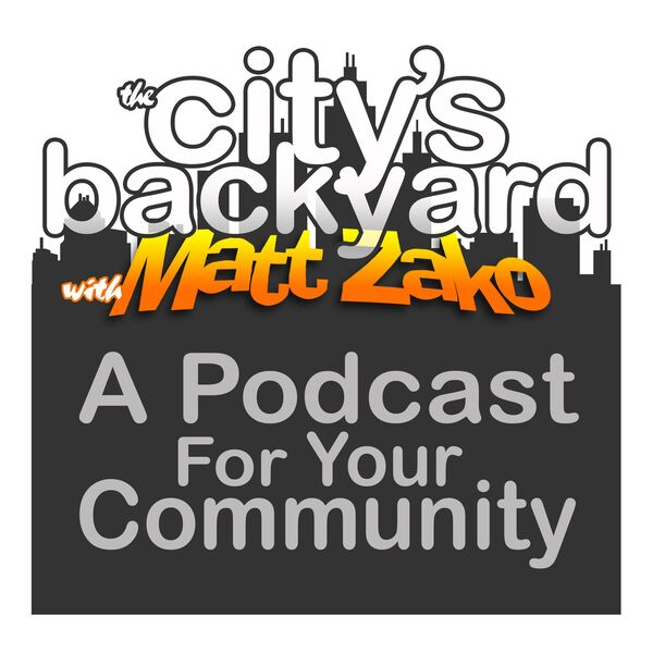 The City's Backyard  Podcast Artwork Image