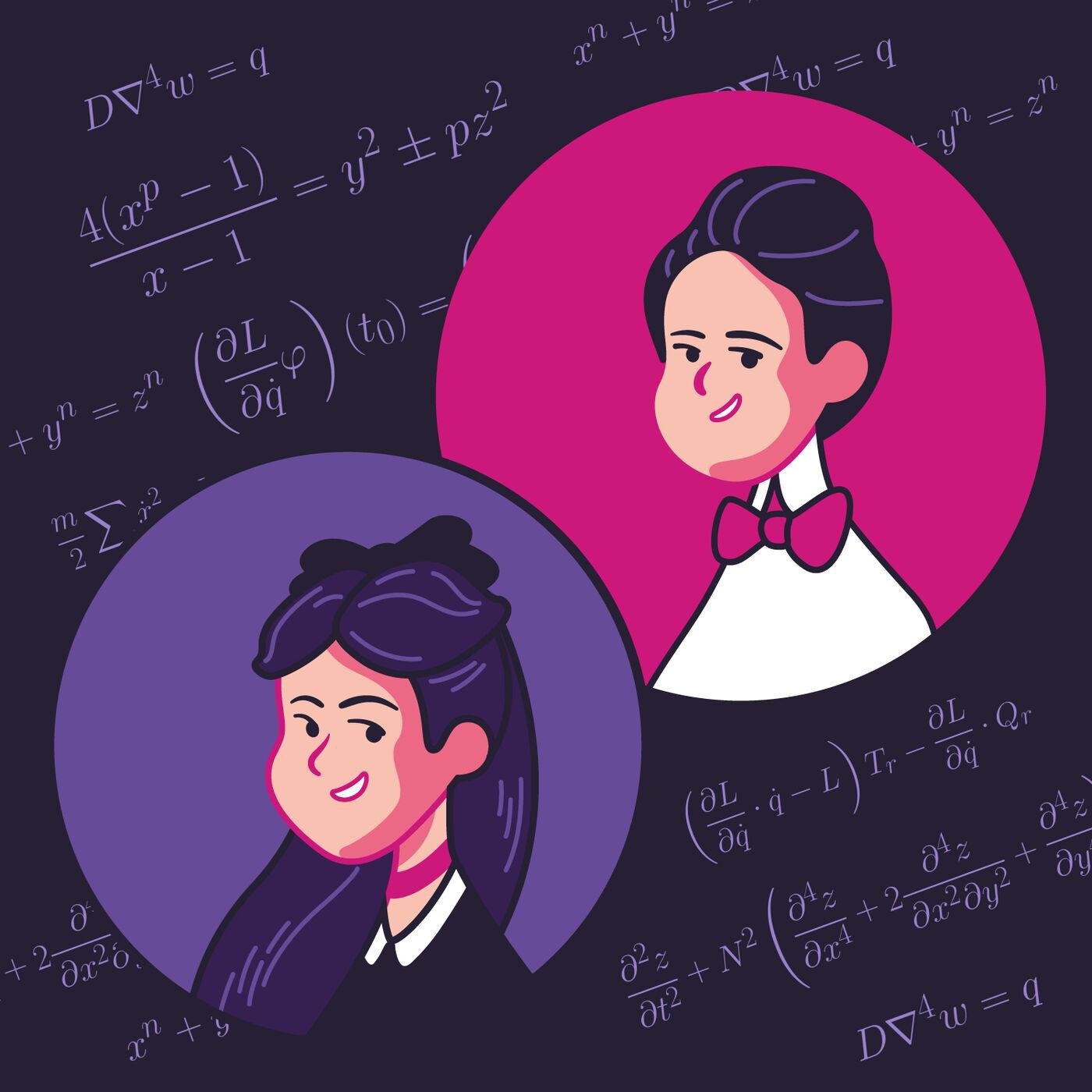 Matemáticas: Emmy Noether & Sophie Germain