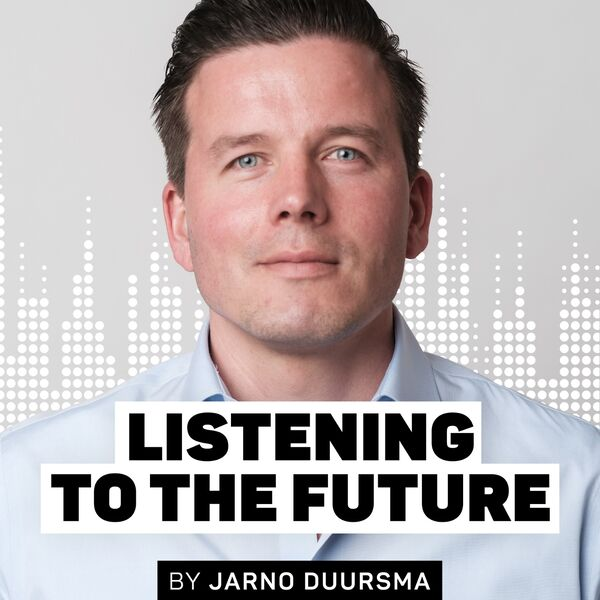 Listening To The Future Podcast Artwork Image