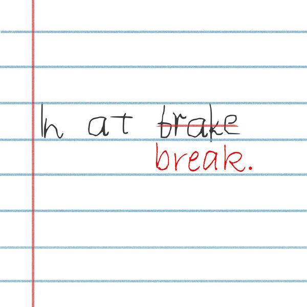 In At Break Podcast Artwork Image