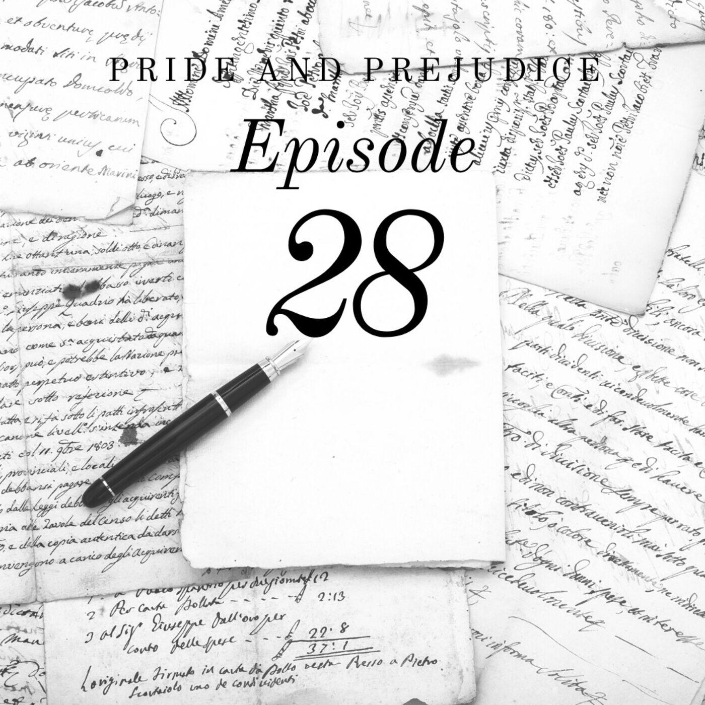 Pride and Prejudice   28. Lady Catherine Calls