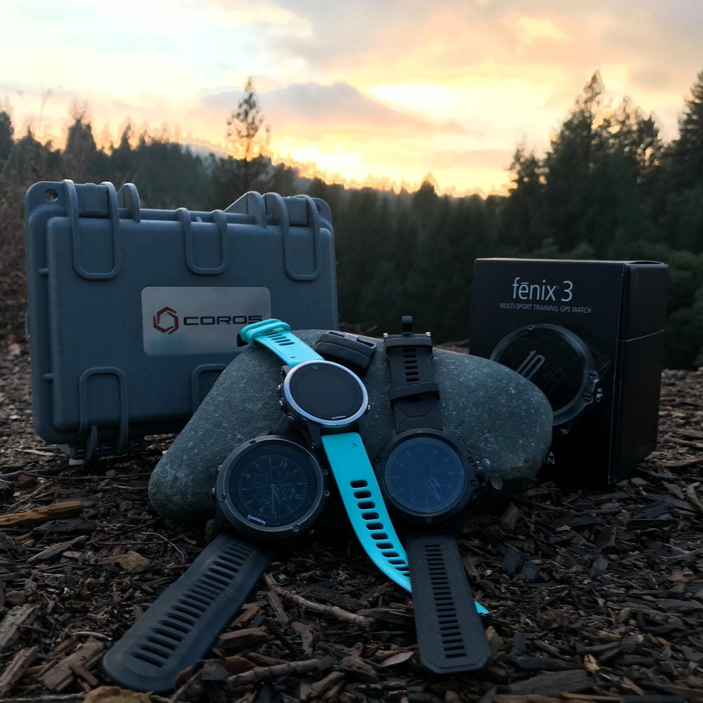 First 99 Gear Review - Coros vs. Garmin running watches