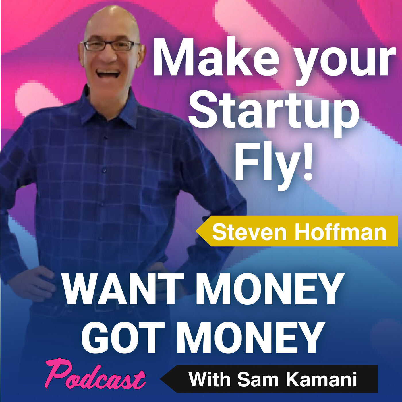 36: Make your startup fly with Venture Capitalist  - Captain Hoff