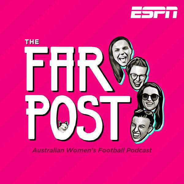 The Far Post Podcast Artwork Image