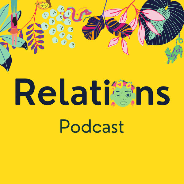Relations Podcast Artwork Image