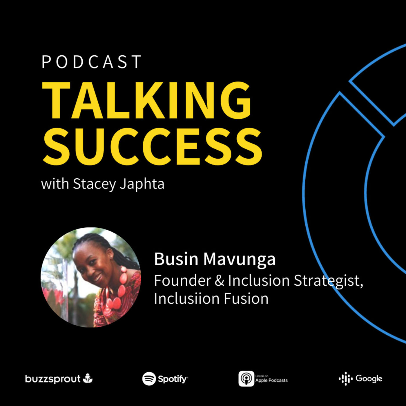 Busi Mavunga, Founder and Inclusion strategist at Inclusiion Fusion - All things FinTech, what businesses look for when choosing FinTech products, and leaving corporate