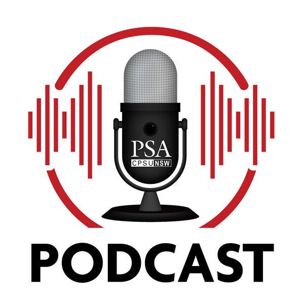 PSA/CPSU Podcast Podcast Artwork Image
