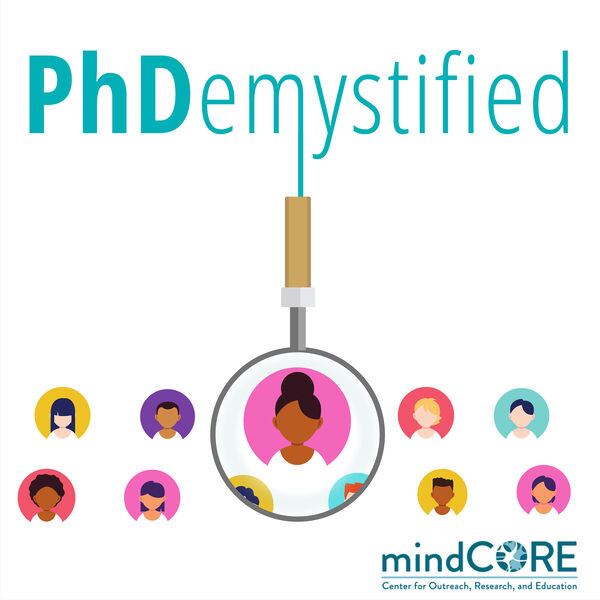 PhDemystified Podcast Artwork Image