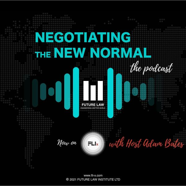 Negotiating the New Normal Podcast Artwork Image