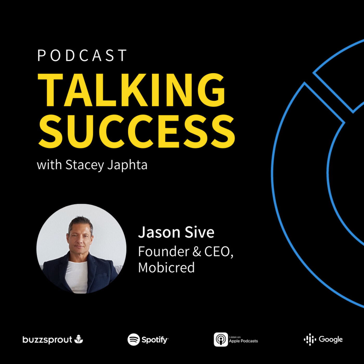 Jason Sive, Founder & CEO of Mobicred - All things FinTech, right time to launch a product, and getting to know your customers