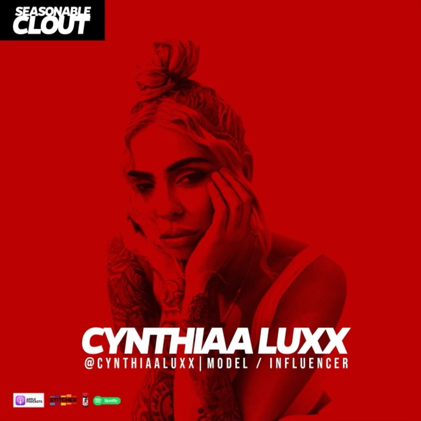 Luxx cynthia Seasonable Clout