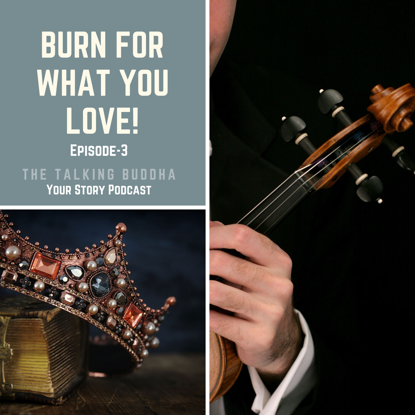 Burn for what you Love!