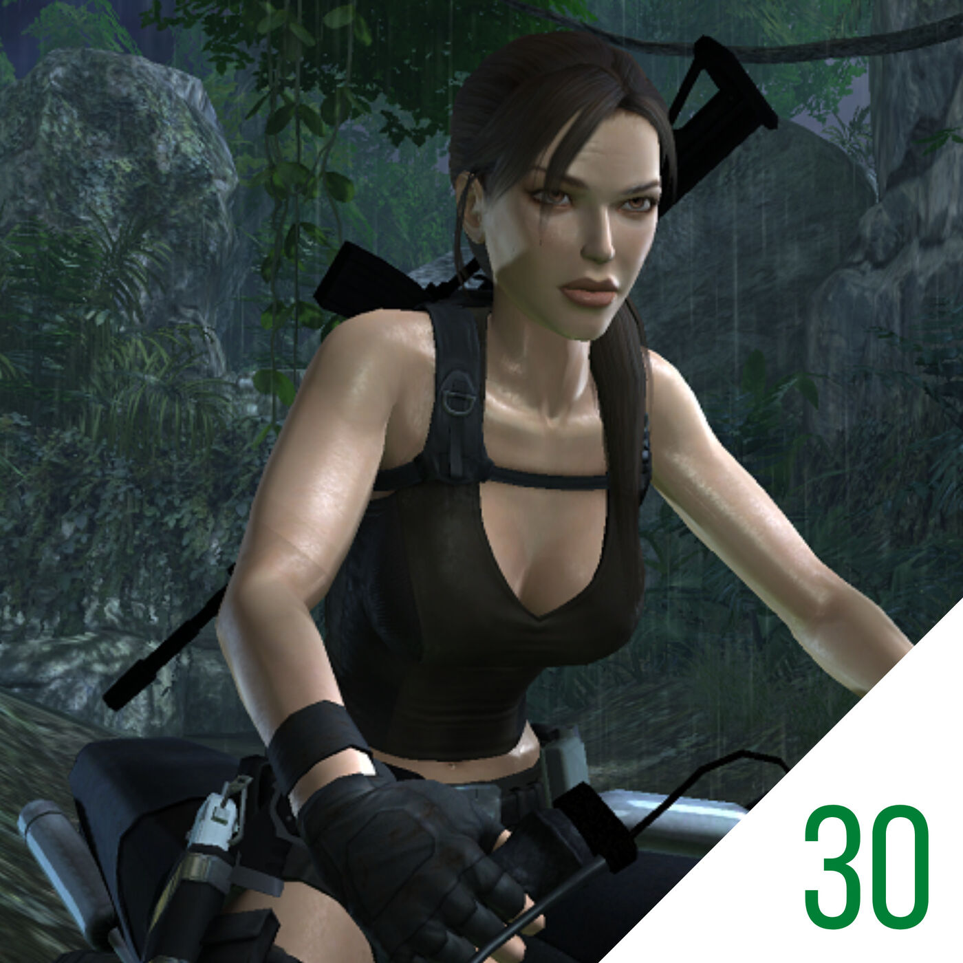 #30 How Tomb Raider: Underworld Brought Lara Croft Full Circle
