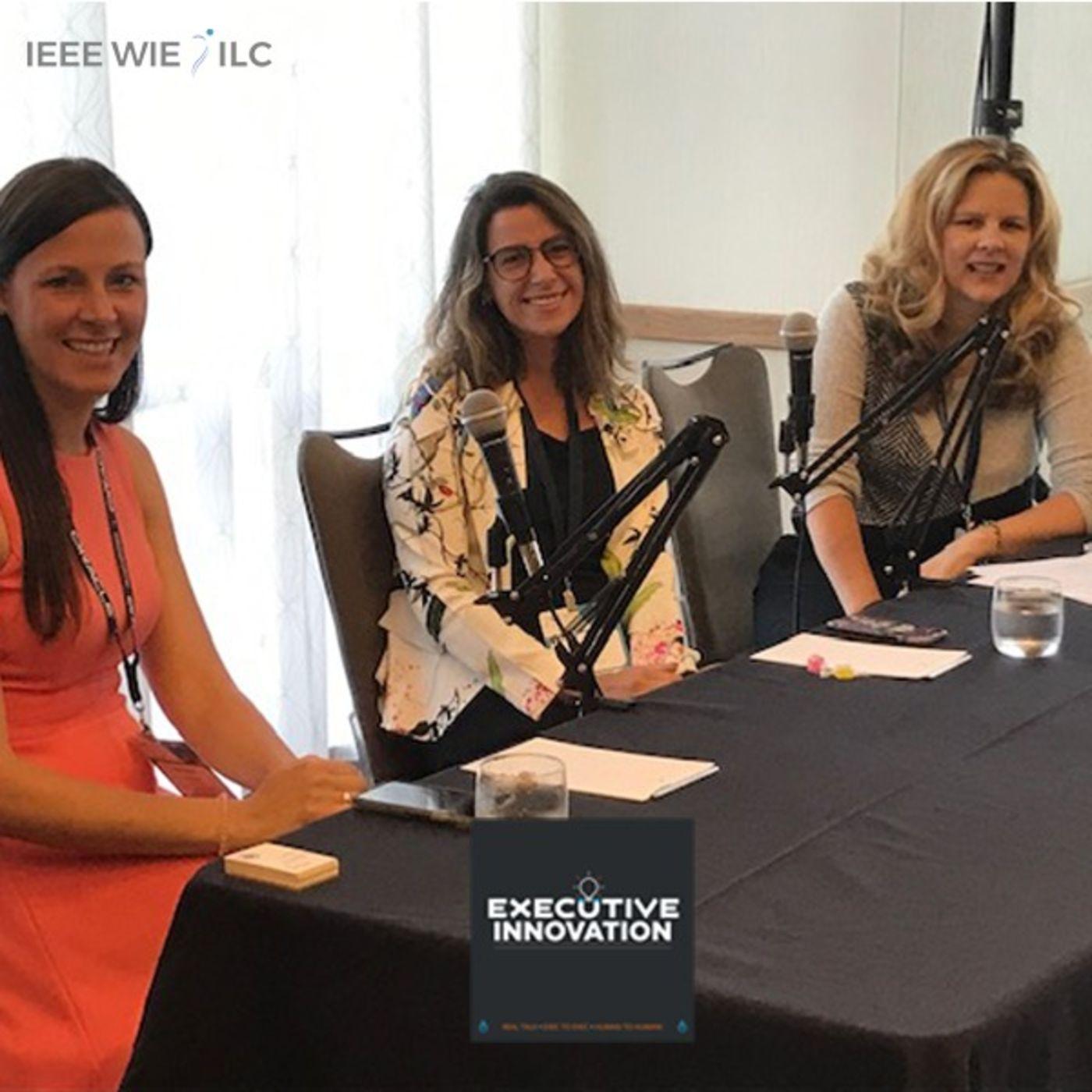 Live at IEEE: Female Entrepreneurship Roundtable