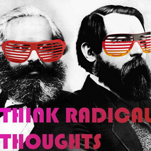 Radical Thoughts Podcast Podcast Artwork Image