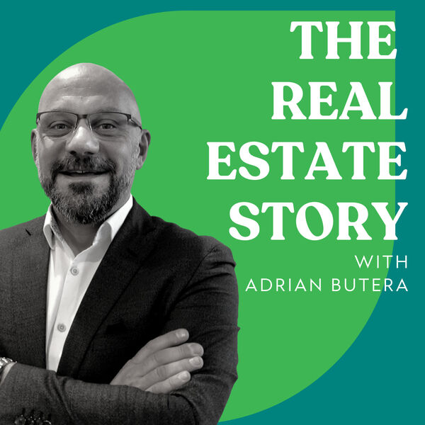 The Real Estate Story Podcast Artwork Image
