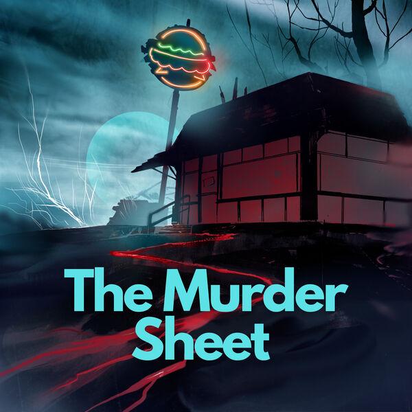 Murder Sheet Podcast Artwork Image
