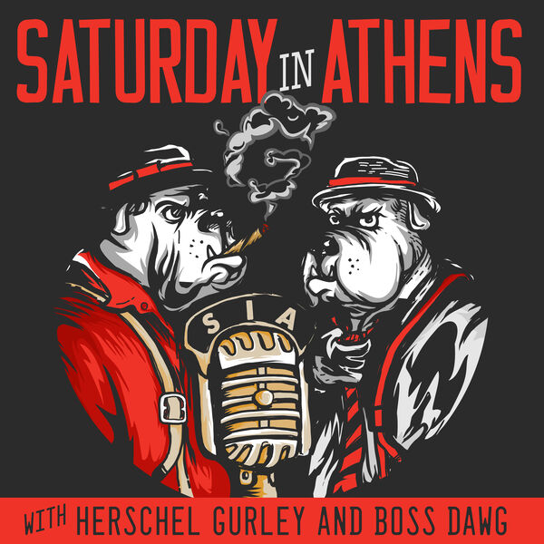 The Saturday In Athens Podcast: A Georgia Bulldogs Show Podcast Artwork Image