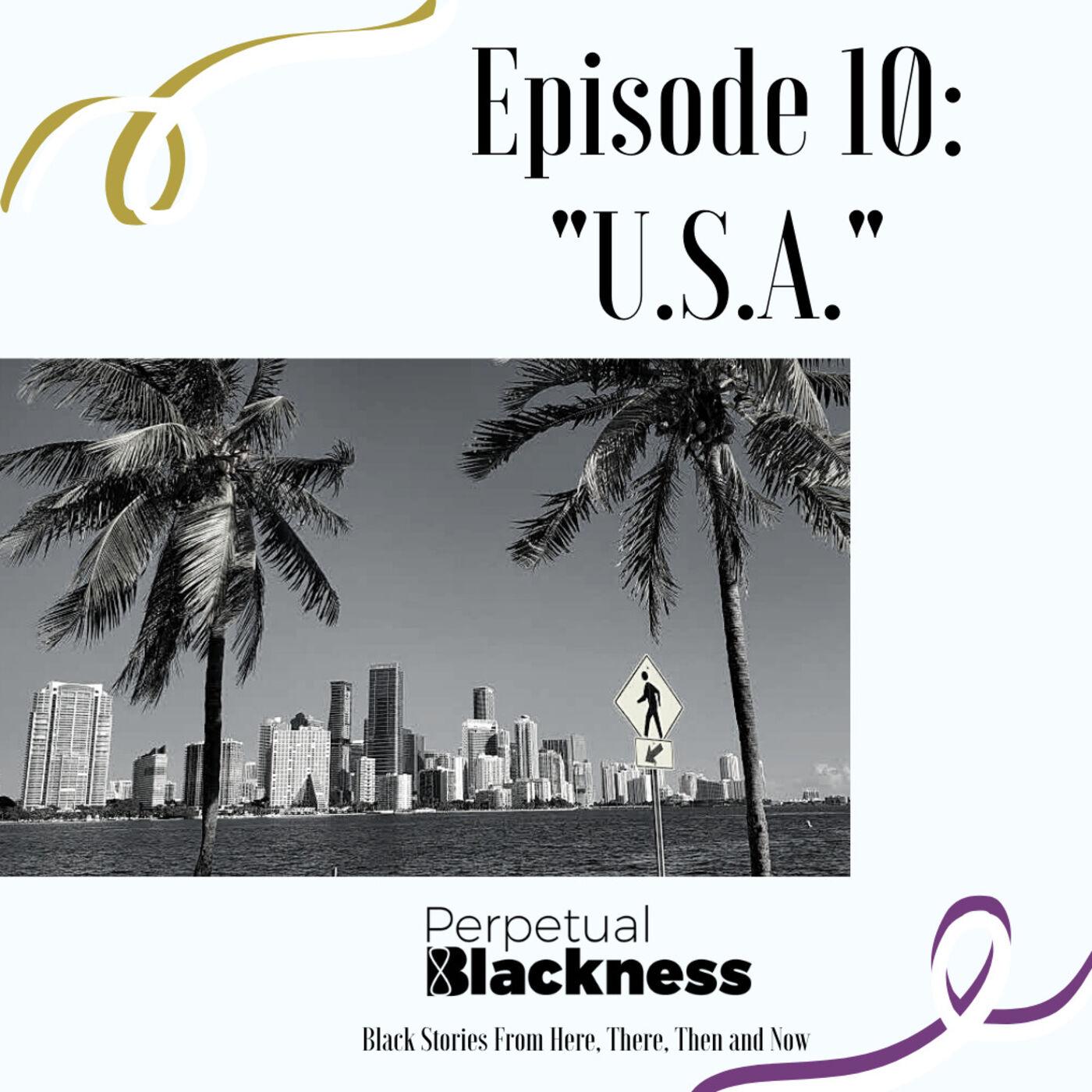 Episode 10: USA