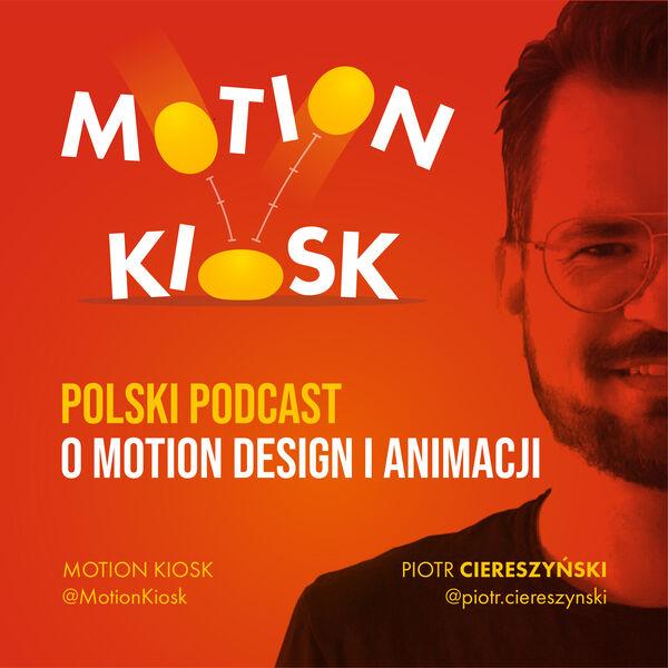 Motion Kiosk Podcast Artwork Image