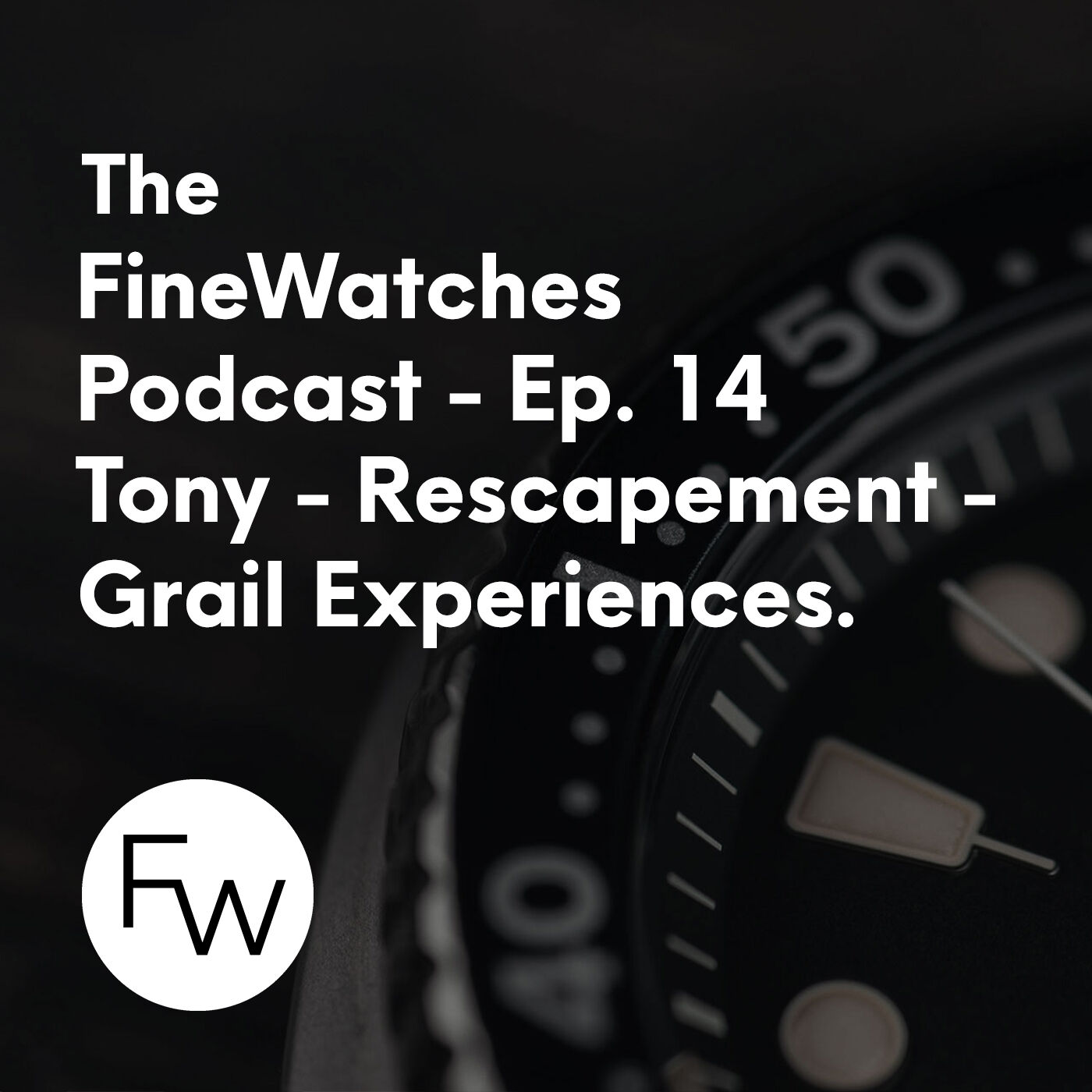 Grail Experiences - Tony From Rescapement