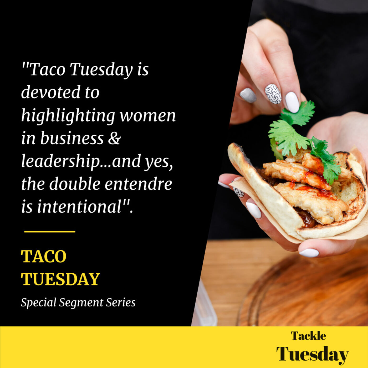 Taco Tuesday | Special Segment Series Trailer