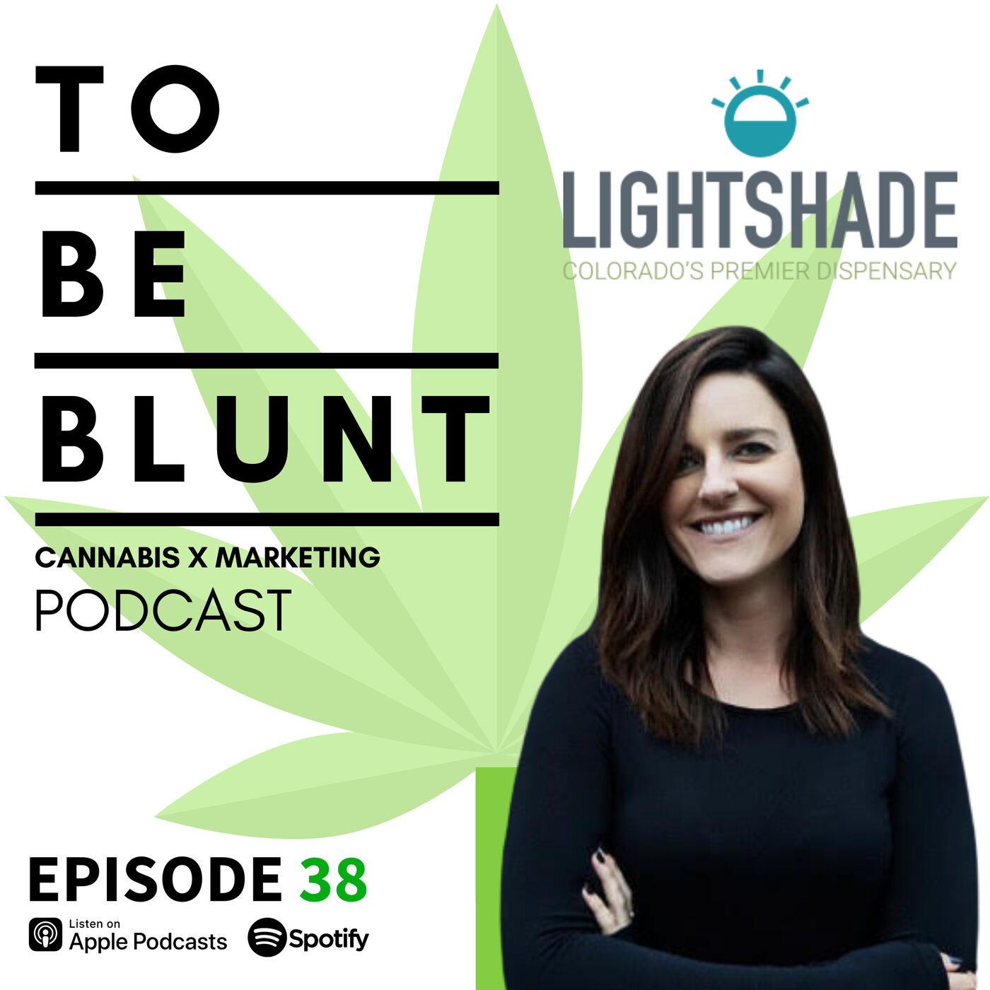 038 The Power of Promotions and How Lightshade Dispensary Markets to Denver with Krista Nichols