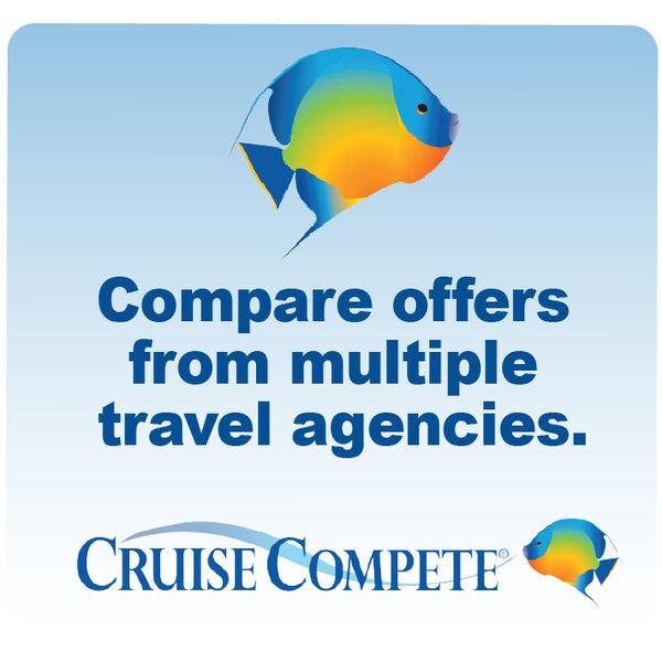 CruiseCompete's Cruise Podcast Podcast Artwork Image