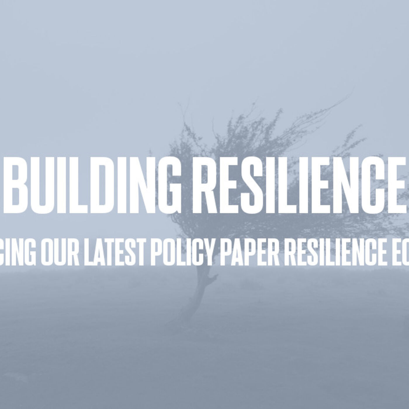 Episode #48 - Building Resilience