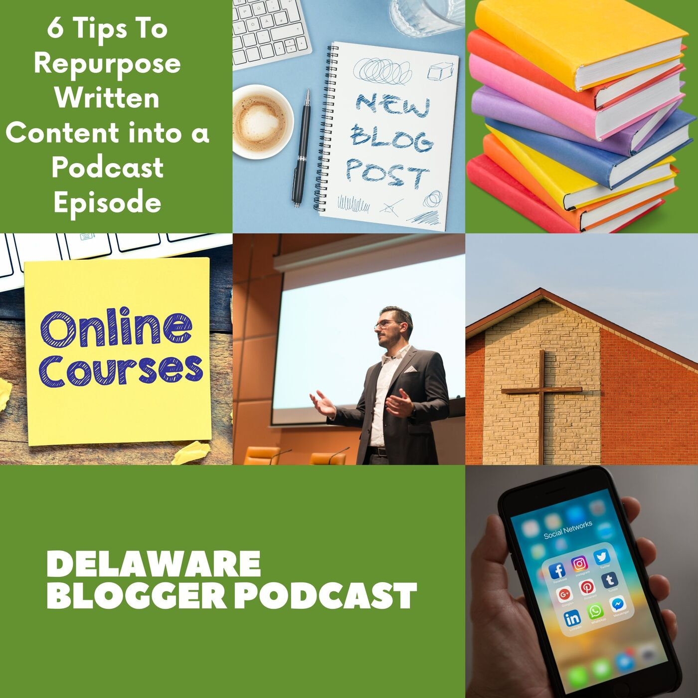 6 Tips to Repurpose Written Content into a Podcast Episode