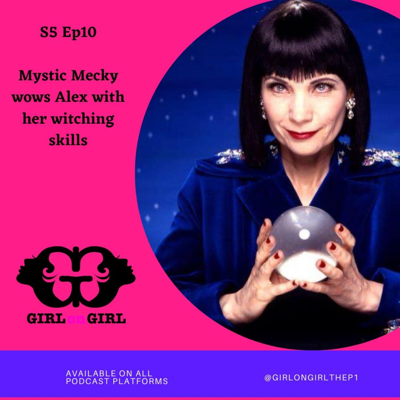 Mystic Mexy and her amazing tarot skillz (and ultra marathons)