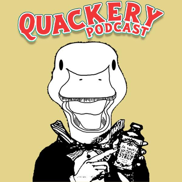 Quackery Podcast Artwork Image