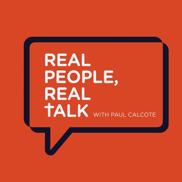 Real People Real Talk  Podcast Artwork Image